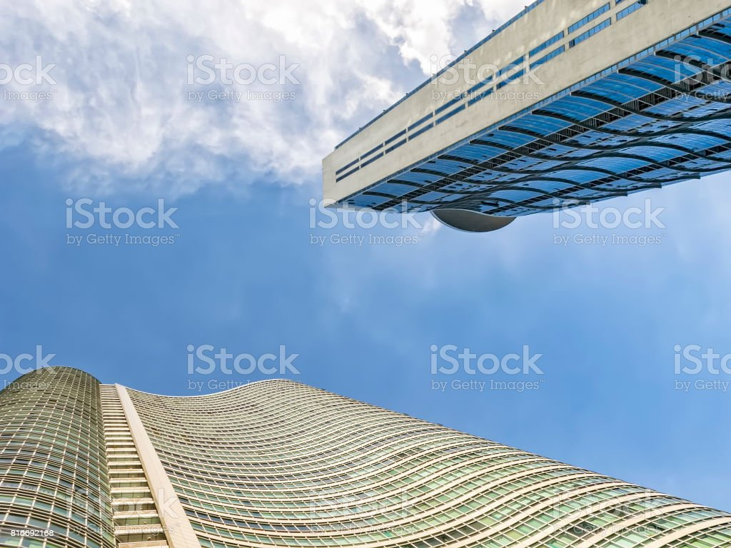 Modern Urban Buildings stock photo