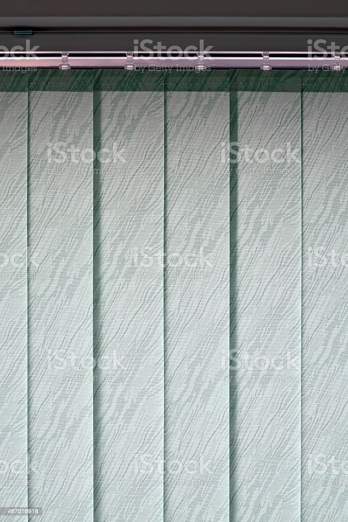 Modern Vertical Blinds On The Window Stock Photo Download Image Now Istock