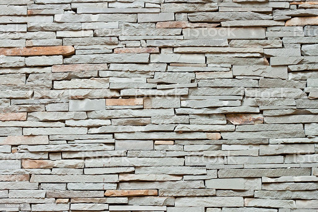 Modern Wall royalty-free stock photo