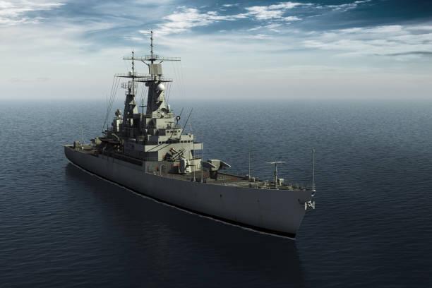 navio de guerra moderno em alto mar - fragata - fotografias e filmes do acervo