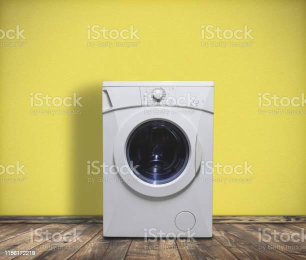 Modern washing machine in laundry room interior picture id1156172219?b=1&k=6&m=1156172219&s=612x612&h=l1z1mkjudrm4v0swd0uy2zi8qb ogklqi5behzwp vu=