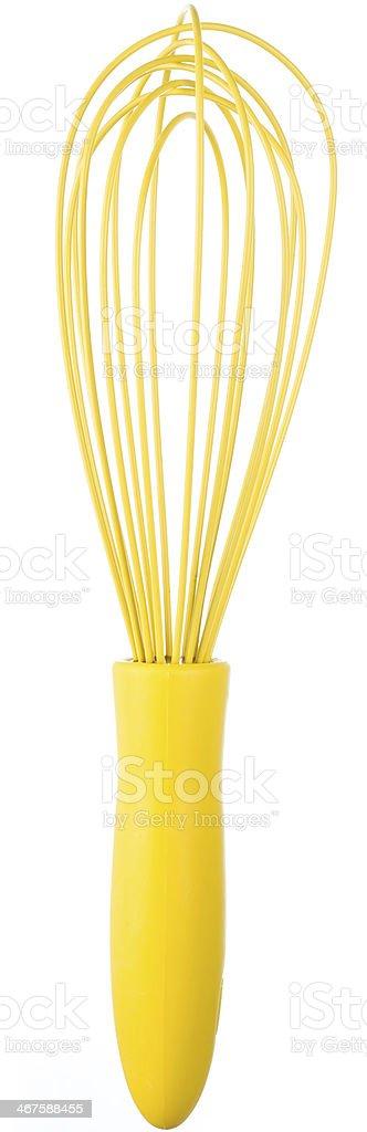 Modern whisk stock photo