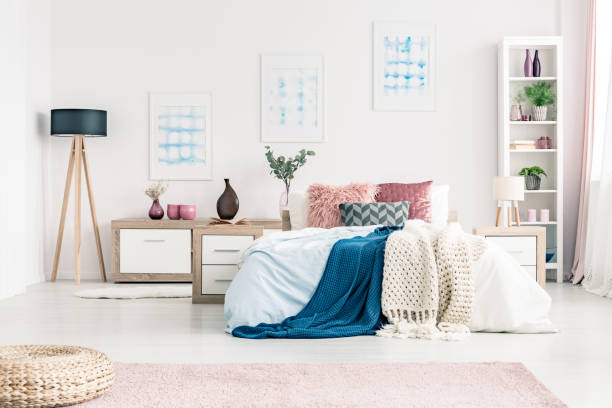 20 414 Girly Bedroom Stock Photos Pictures Royalty Free Images Istock