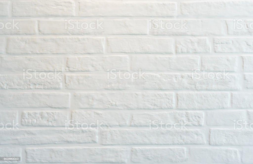 Captivant Brique Blanche Moderne Mur Fond De Texture, Close Up Photo Libre De Droits