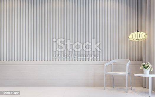 902720222istockphoto Modern white living room interior 3d rendering image 655896132