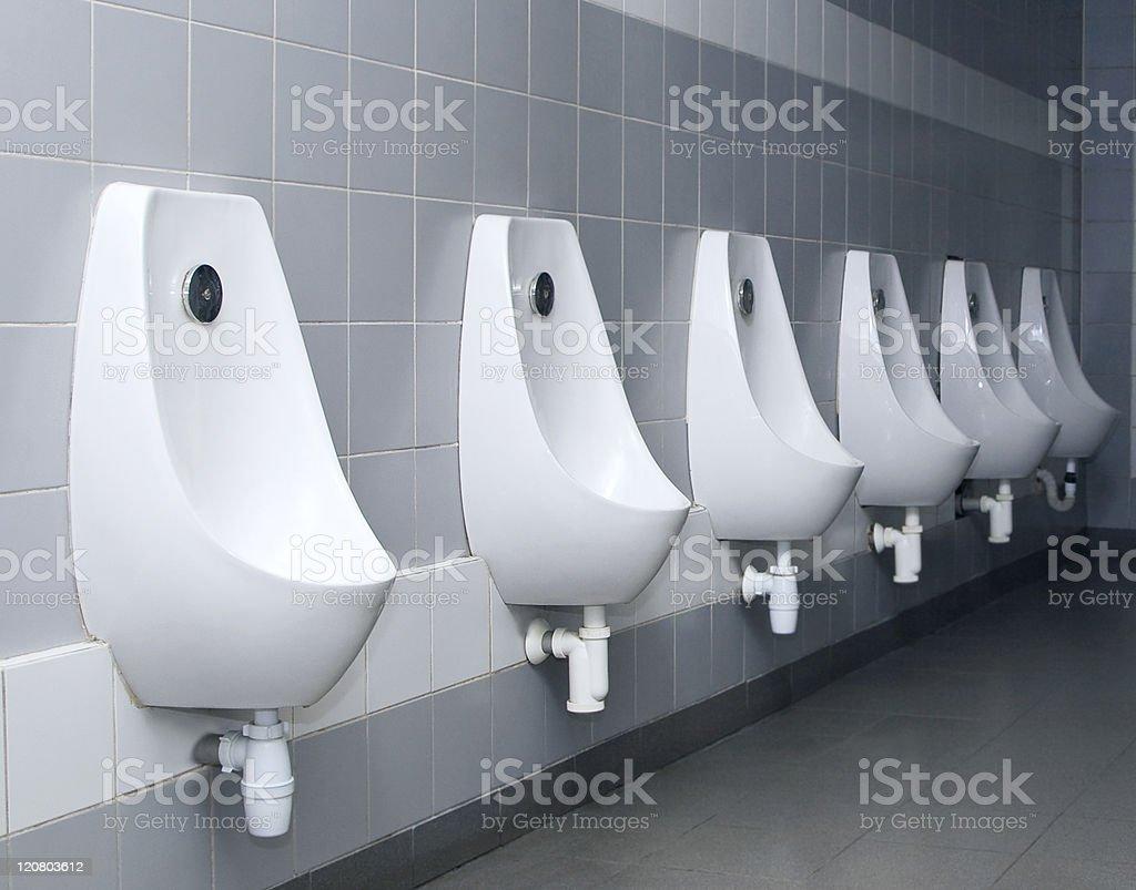 Salle De Bain Urinoir ~ int rieur moderne de salle de bains avec urinoir row photos et