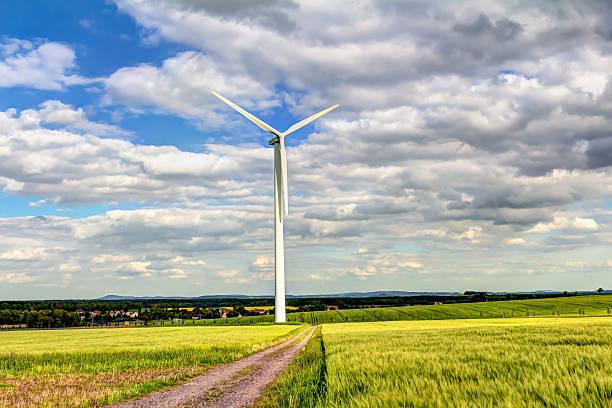 Moderne Wind Rad – Foto
