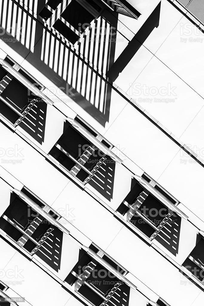 Moderne Fenster. Abstrakte – Foto