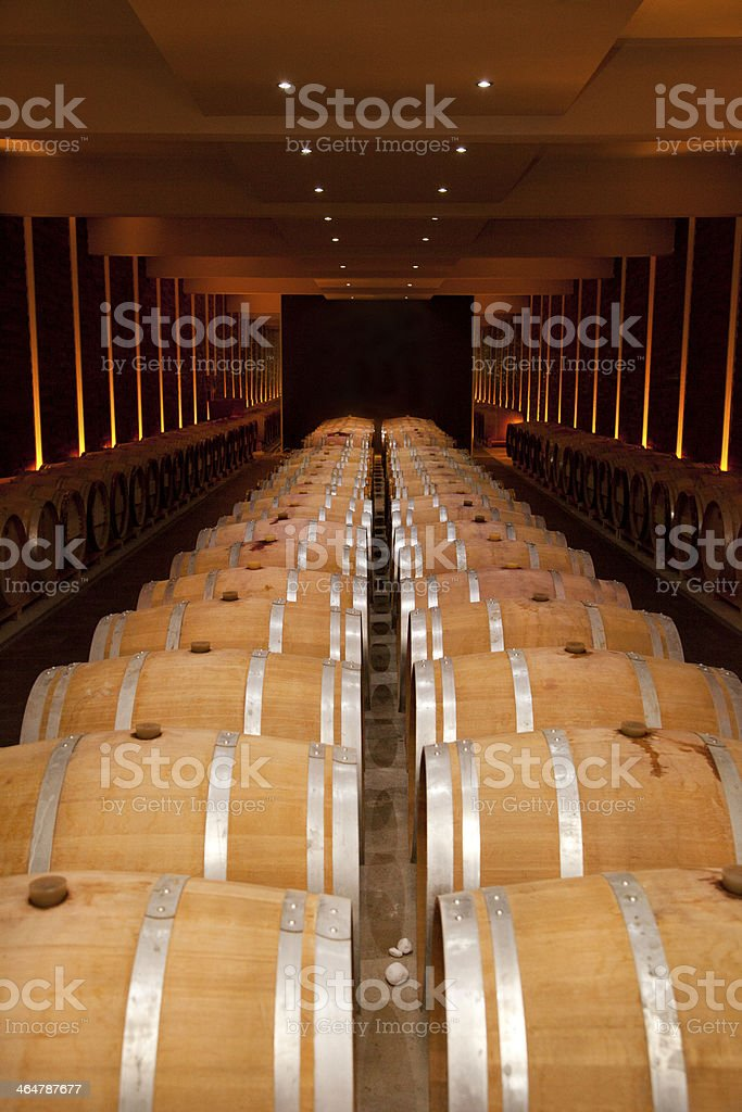 Modern Wine Cellar Stock Photo Download Image Now Istock