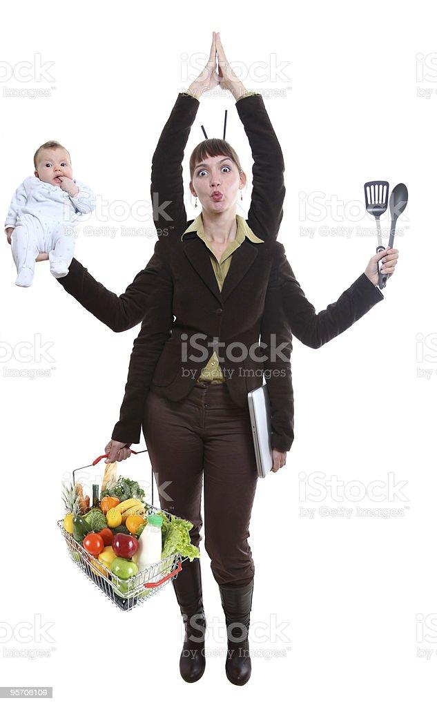 современная женщина фото