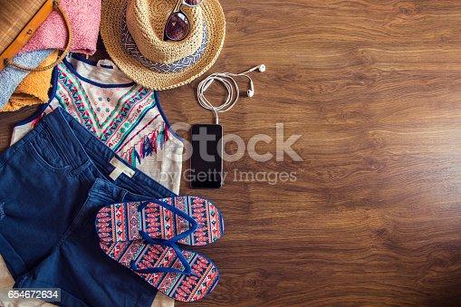 654680306 istock photo Modern womenswear 654672634