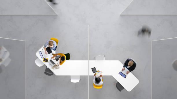 Moderne Arbeitsplätze – Foto