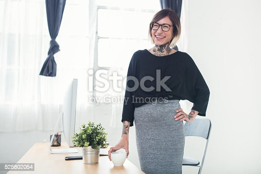 518704237istockphoto Modern Young Professional Woman 525802054