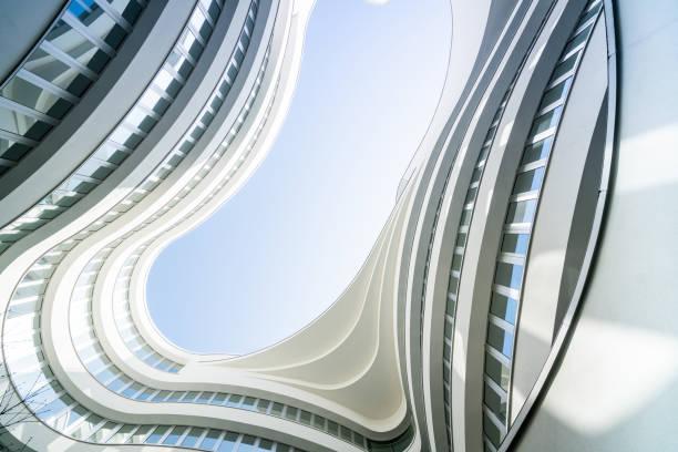 Moderne Architektur stock photo