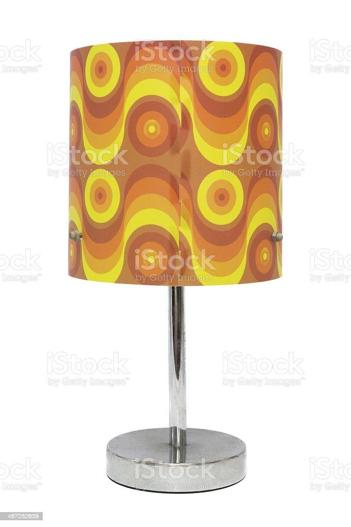 modern-style desk lamp royalty-free stock photo