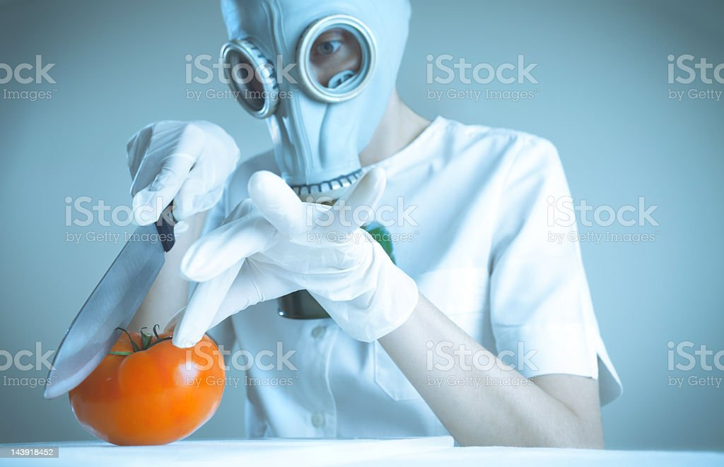 Modified stock photo