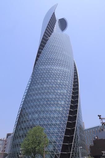 Modo Gakuen Spiral tower Nagoya Japan