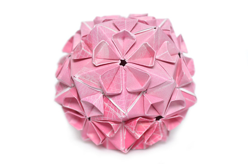 Origami Cherry Images, Stock Photos & Vectors   Shutterstock   338x509
