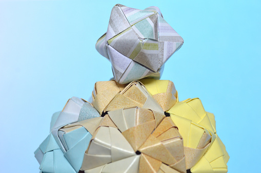Modular Origami: Sonobe Polyhedra : 4 Steps (with Pictures ... | 338x509