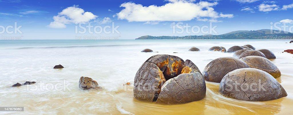 Moeraki Boulders – Foto