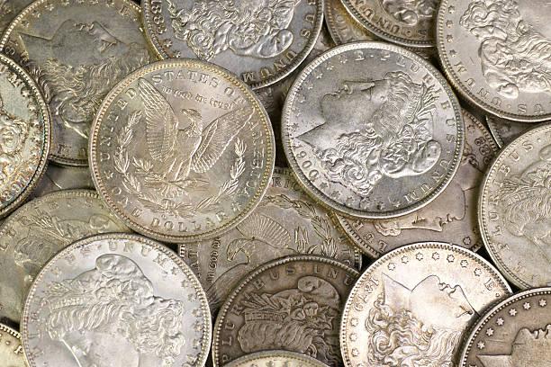 Mogan Dollars stock photo