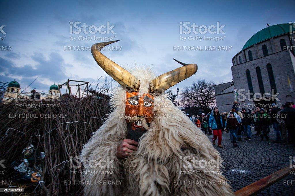 Mohacsi Busojaras Carnival – Foto