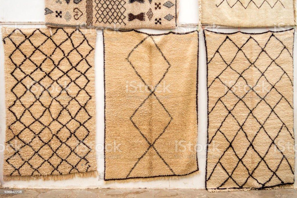 Mohair wool carpets – zdjęcie