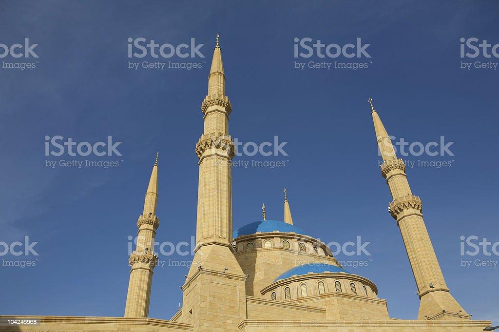 Mohammad al-Amin (Beirut, Lebanon) royalty-free stock photo