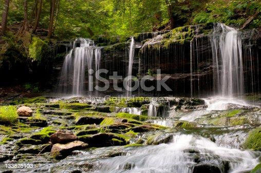 istock Mohawk Falls 133825103
