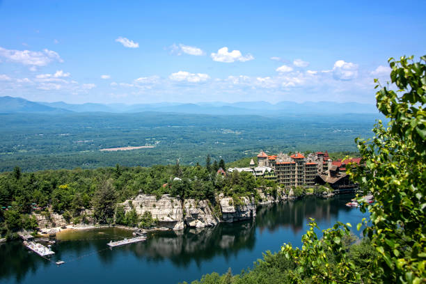Mohonk Mountain House in Upstate New York