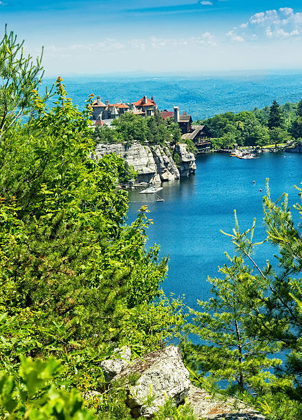 Monhonk Mountain House: Mohonk Mountain House Stock Photos, Pictures & Royalty