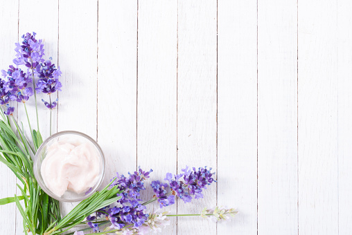 istock Moisturizer and lavender 655532236
