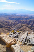 Mojave Desert - Joshua Tree National Park Landscape, shot with a Sony DSC.