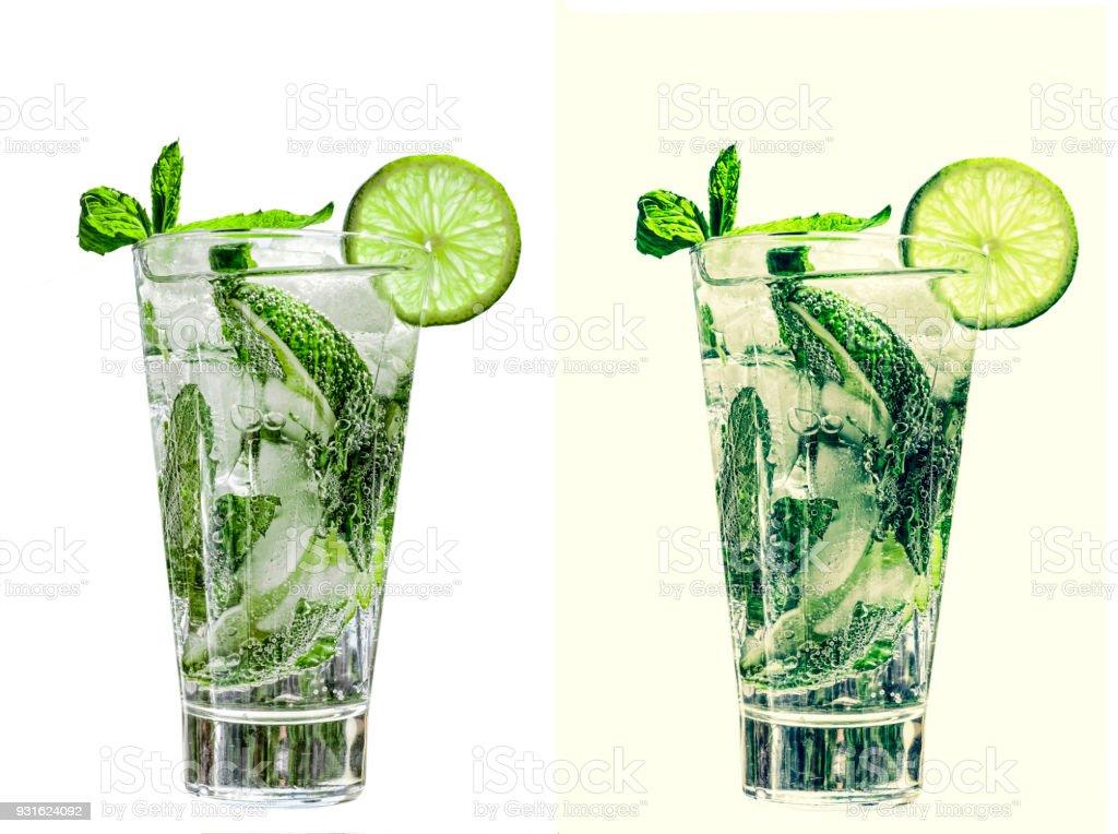 Mojito Alkohol Trinken Glas Caipirinha Brasilien Spanien