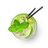 istock Mojito cocktail 1266646068