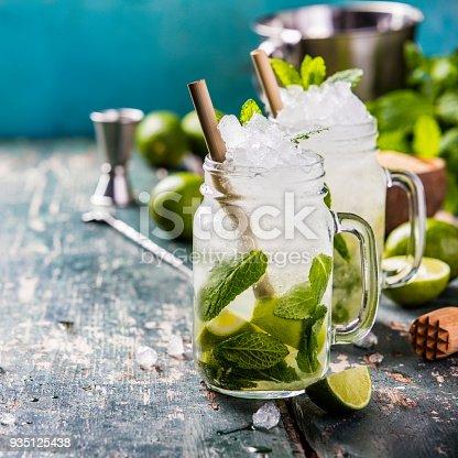 istock Mojito cocktail 935125438