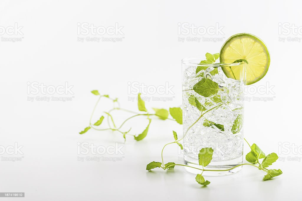 Mojito royalty-free stock photo