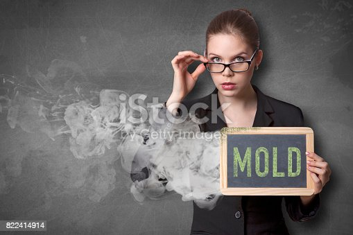 bad air quality in home. Mold problems.