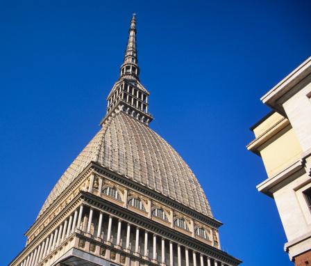Mole Antonelliana in Turin, Italy