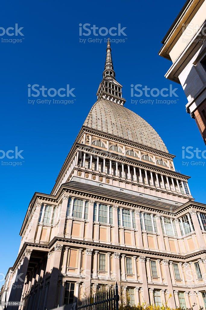Mole Antonelliana - Torino Italy stock photo