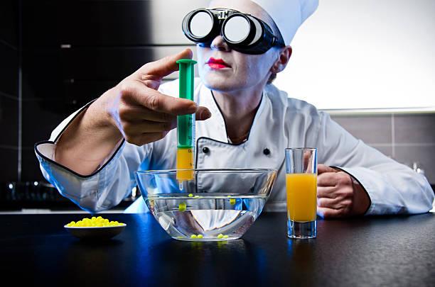 Molekular-Chefkoch – Foto