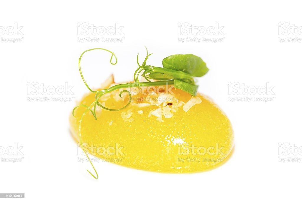 molecular Cuisine stock photo