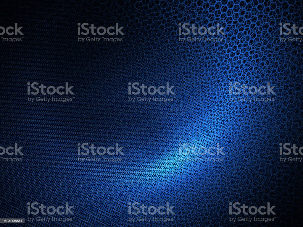 molecular network, abstract modern background stock photo