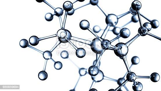 868264184 istock photo Molecular Structure 935659694