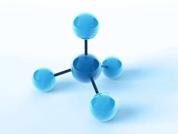 Molecular Structure Science Symbol 3D Render of a blue simplified Molecular Structure Science Symbol. Very high resolution available! Use it for Your own composings!Related images: molecule 3d stock pictures, royalty-free photos & images