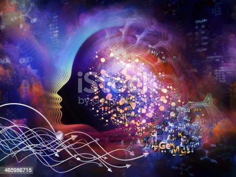 istock Molecular Thoughts 465986715