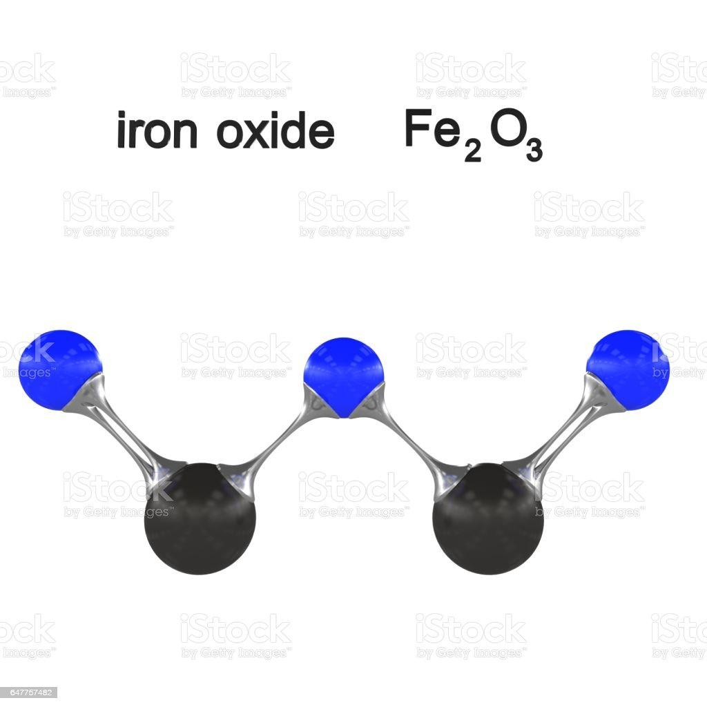 Molecule Iron Oxide Stock Photo - Download Image Now - iStock