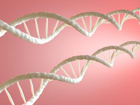 istock Molecule of DNA. 3d Render 1055892368