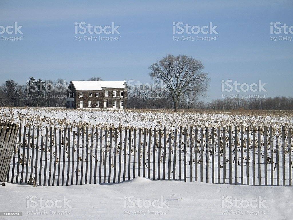 Molly Pitcher House stock photo
