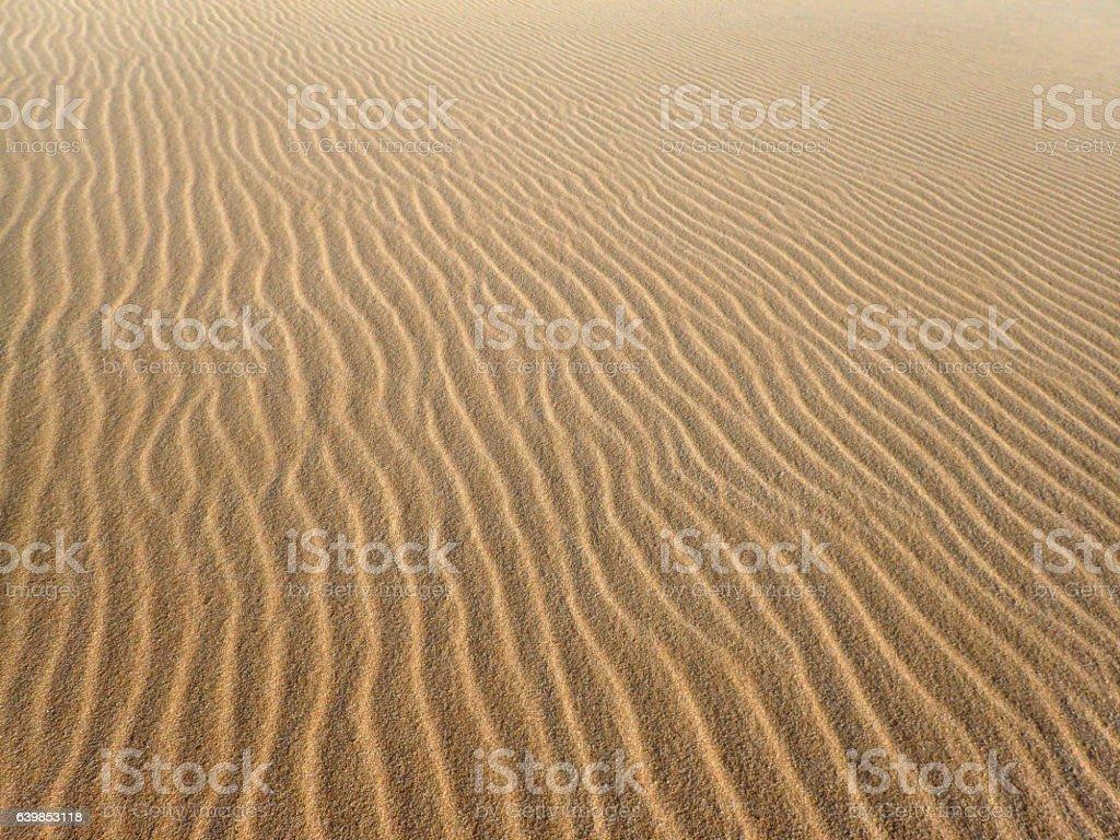 Molokai Beach Sand stock photo
